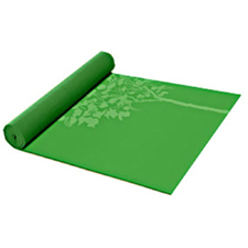 Yoga and Pilate mats from SPRI, Gaiam, and more