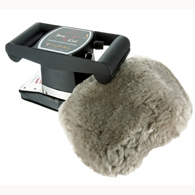 Core 3401 Jeanie Rub Variable Speed Massager w/ Ship Skin Cover