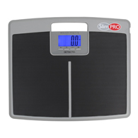Detecto SLIMPRO Digital Low Profile Scale-440 lb Capacity