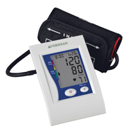 Veridian 01-5021/01-5022 Premium Digital Blood Pressure Arm Monitor