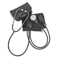 Veridian 01-5501 Self-Taking Blood Pressure Kit w/ Stethoscope-Adult